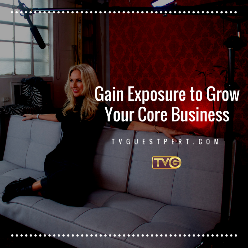 Gain Exposure to Grow Your Own Businessv2